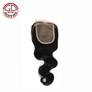 New Products Wholesale 100% Unprocessed Body Wave High Quality Hair Top Closure Virgin Remy Brazilian Hair