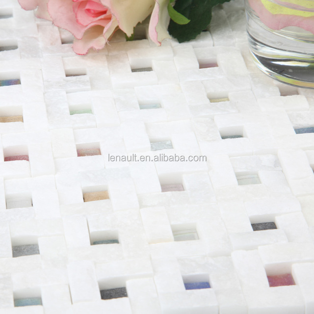 Designed Low Price High Quality Paving Stone Mosaic