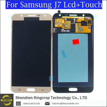 2016 New High Quality And Good Price Lcd Touch Screen For Samsung ...