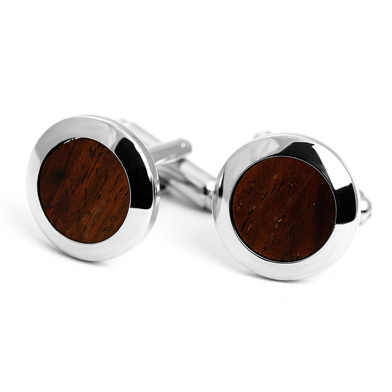 Wood cufflinks custom made montblanc cufflinks wood