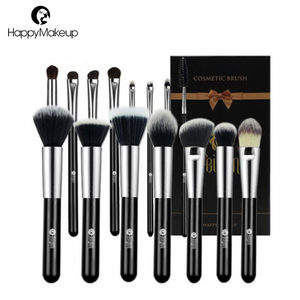 New Arrivals Makeup Brushes Professional 15pcs China With Bag