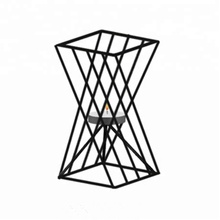 Home Decoration Metal Wire Candle Holder