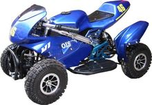 Cheap kids gas mini bikes powered atv 50cc