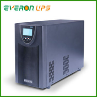 pure sine wave line interactive ups long type ups connected to external battery