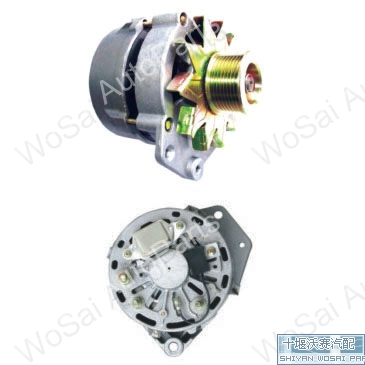 Alternator JFZ2806H-1 28V 55A fits Shangchai Weichai Jiefang heavy duty trucks