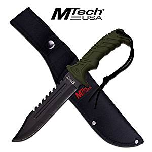 "MT-20-57GN MTECH ihgVMETX USA MT-20-57GN FIXED BLADE KNIFE 12.5"" OVERALL fjfjdiiowpwie bnvnvmcjkdkdjeuiwwoq nvnvdhey djdueie787rtttyuvbcnas FIXED BLADE KNIFE12.5"" OVERALL7"" 3.5MM BLADE, STAINLESS STEELBLACK FINISH PLAIN CLIP POINT BLADE WITH SAW BA"