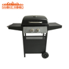 Outdoor commercial gas grill Butane gas hibachi grill BBQ Gas Grill 2burner
