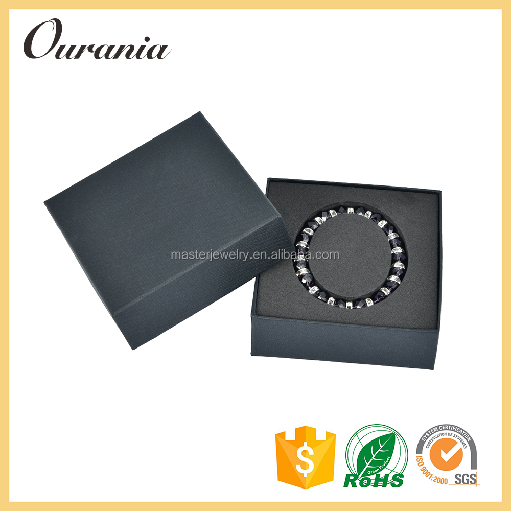 Custom Made Luxury Jewelry Bracelet Box For Packaging Boxes