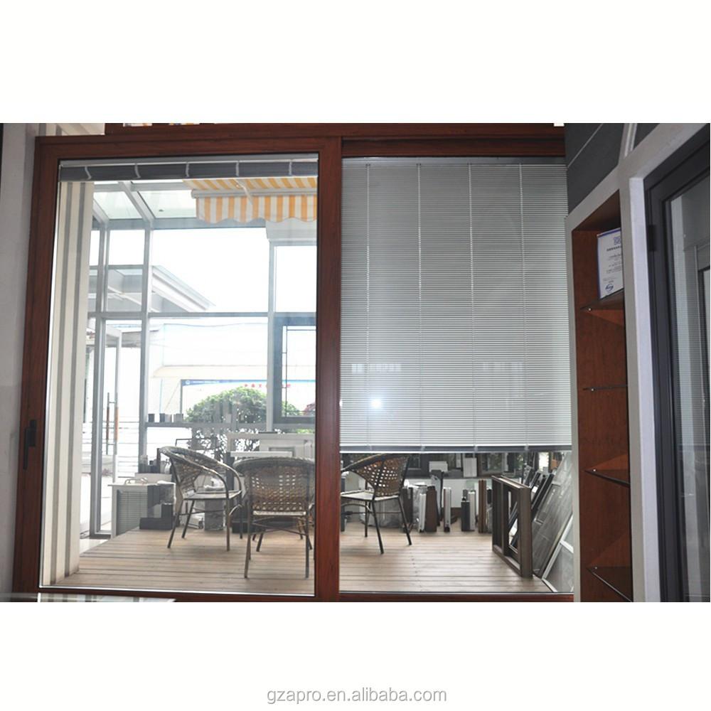 Voorzijde ontwerp huis plannen aluminium schuifdeuren houten deur ...