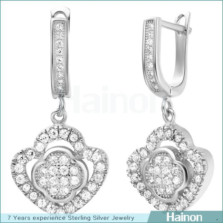 real cheap 925 silver earrings jewelry buy real cheap