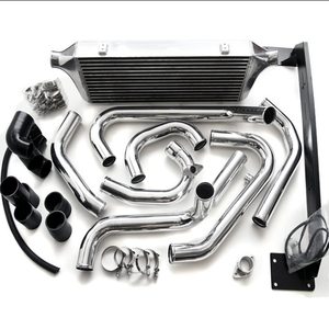 Front mount intercooler kit for SUBARU IMPREZA WRX STI GE GH GR GV 07-11