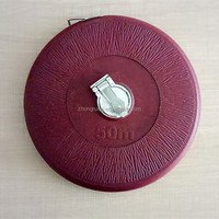 50m High Quality Build Use Tape Measure Tool