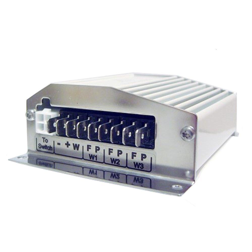 SCHMITT & ONGARO MARINE Ongaro Wiper Control System w/Switch f/3 Motors / 32003 /