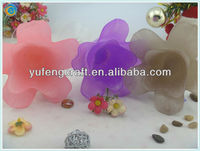 bulk floating candle bowls,table decorations for wedding gold,high quality glass candle holder