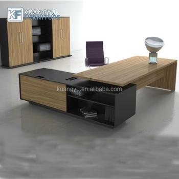 Senior Schreibtisch Moderne Buro Schreibtisch Luxus Laminat