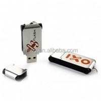Aluminum USB Flash Drive Brushed Metal and ABS Plastic 2GB 8GB 16GB 32GB