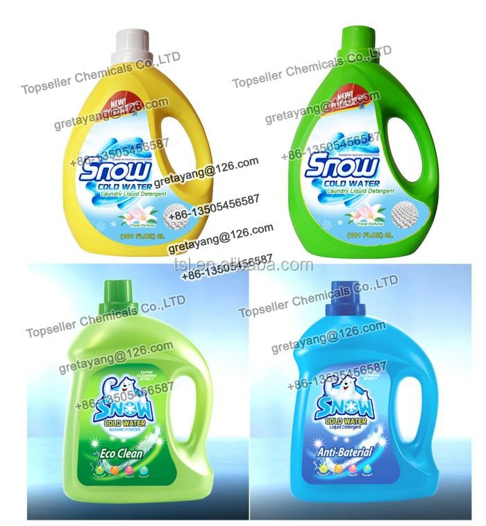 Eco-Friendly Plant Based Washing Liquid Detergent for laundry