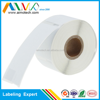 for dymo 30321 large address labels white 260 labels roll 1 4 10 x