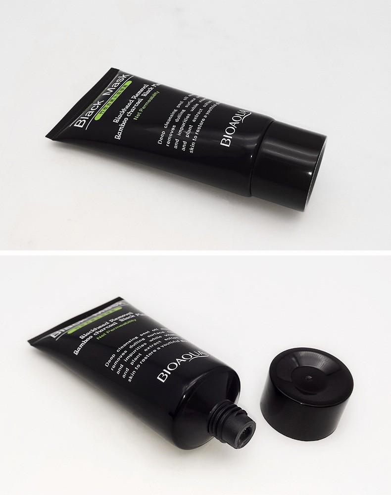 Wholesale Bioaqua Facial Blackhead Remover Black Charcoal Mask For Remove Mud Lumpur Bio Aqua Skin Care