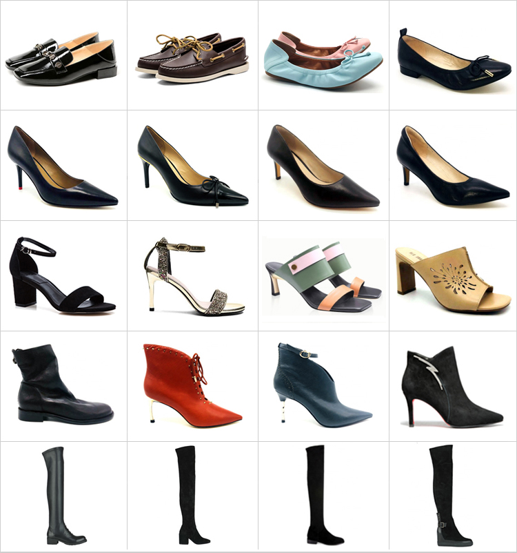 2019 china wholesale latest women's high heels factory direct ladies fancy woman shoes summer leather sandals for women