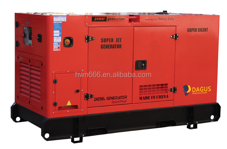 2017 hot sale good quality small 4-stroke engine efi kit 15kva generator
