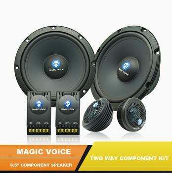 Magic Voice Brand High End 120watts 6 5inch Car Audio Component