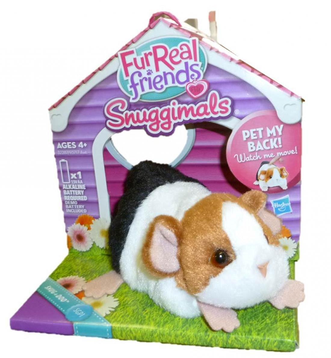 Buy Furreal Friends Snuggimals Guinea Pig In Cheap Price On Alibaba Com