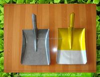 farming high carbon steel flat head shovel S501