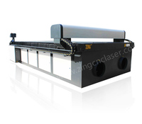 China Manufacturer High Speed Laser Engraving And Cutting Machine