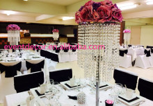 New product ! crystal wedding centerpiece for decoration, wedding event decoration