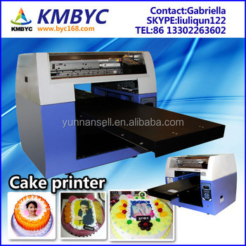 Direct On Edible Cake Printing,Food Printer,Birthday Cake Printer ...