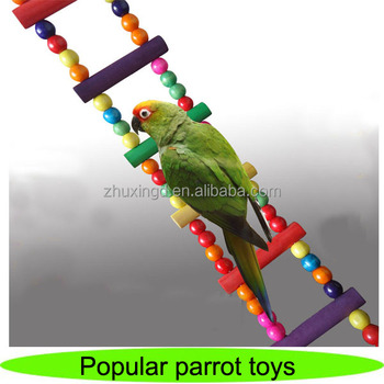 Popular parrot toys, pet plastic toy bone, pet bird toy