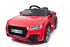 License AUdi TT child electric car