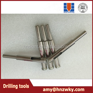 "Competitive price 1/4"" 6mm diamond core drill bit for porcelain&ceramic, glass drill"