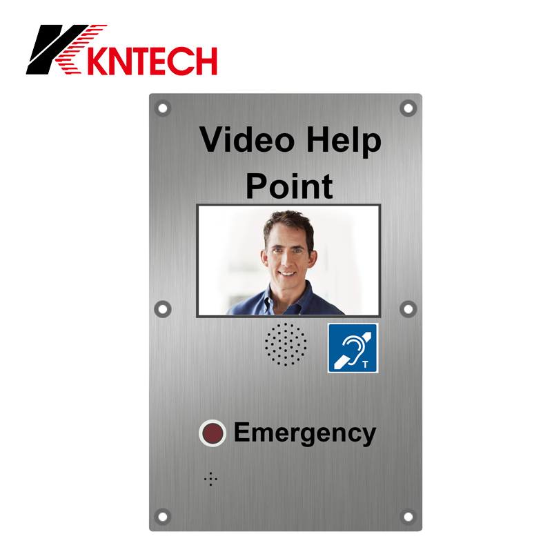 Service Telephone Outdoor Safety Phone Emergency Phone Kntech Industrial Telephone Knzd-60