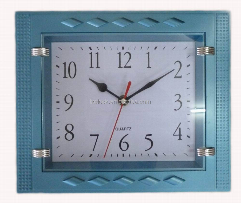 rectangle wall clock rectangle wall clock suppliers and  - rectangle wall clock rectangle wall clock suppliers and manufacturers atalibabacom