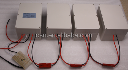 Lithium Ion Phosphate 12V 200Ah/264Ah Li ion Battery Pack For Home Solar Power System