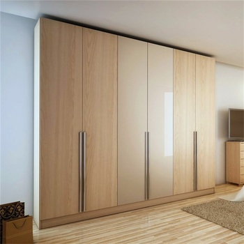 Bedroom Wardrobe Design Closet Sliding Doors Walk In With Dressing Table