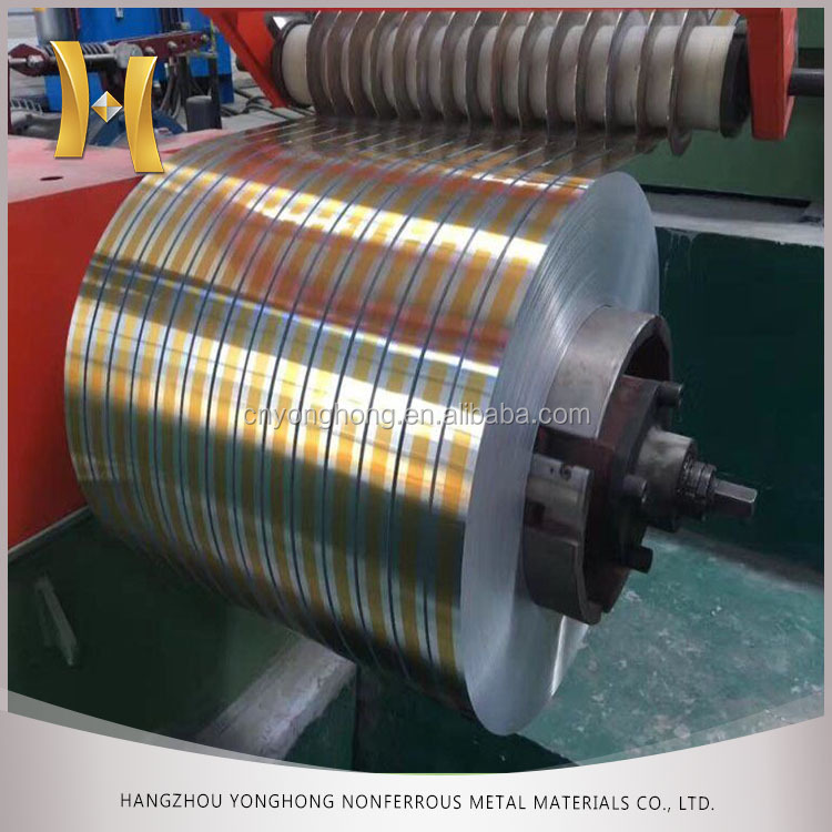 low price cold rolling aluminum strip for tiles