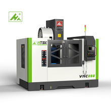 VMC850 China new brands 3 axis cnc vertical turret milling machine