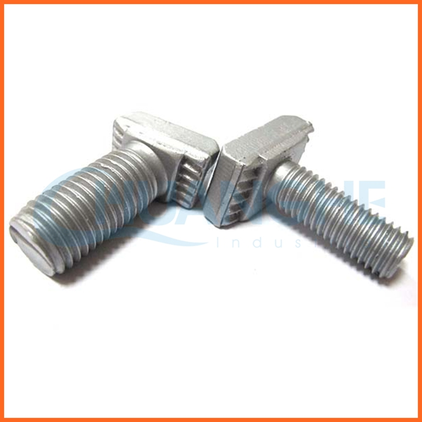China Manufacturer M6-m10 Din186 Stainless Fixing T Head Hammer ...