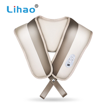 LIHAO Health Protection Instrument Foot Neck Massage Machine Of Tool