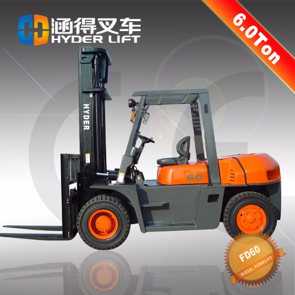 new forklift 6t forklift lifting equipment used trucks sale in japan