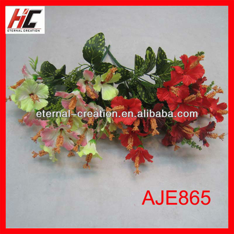 Artificial Hibiscus Flowers, Artificial Hibiscus Flowers Suppliers ...