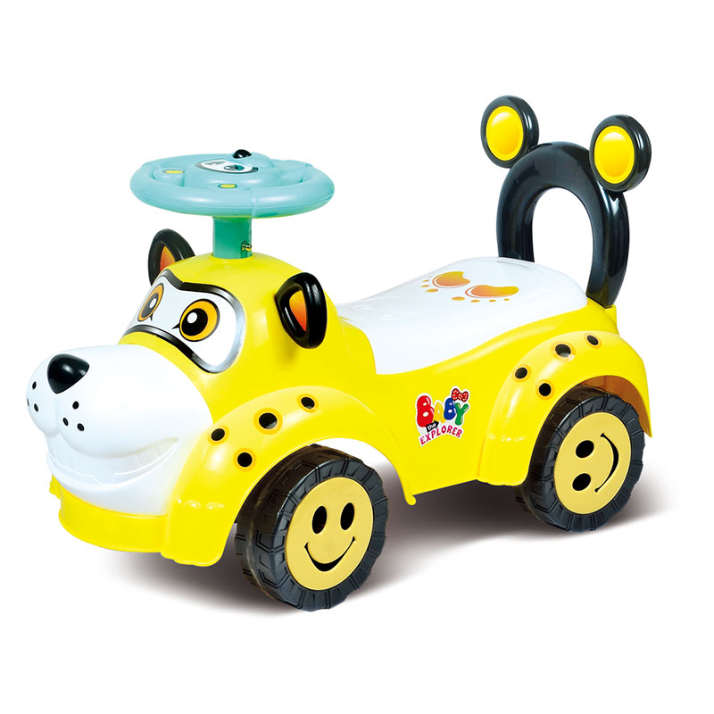 high quality wholesale safety wear resistant music toys car for kids with light