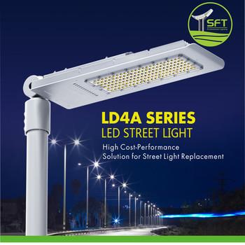 Ac 85-265v Or Dc 12-24v New Type Lamp Holder Built-in Led Street ...