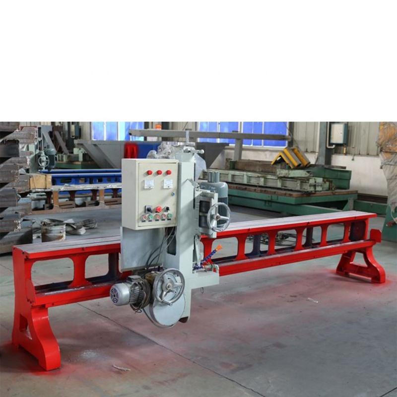 Taş profil hattı makinesi granit mermer taş parlatıcı kenar profilleme parlatma tezgah çizgi makineleri