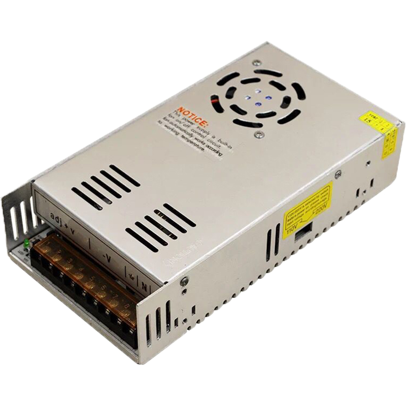 WODE IP67 Waterproof 45W 24V Switching Power Supply Led Driver Transformer