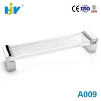 Hot selling clear acrylic kitchen cabinet handles