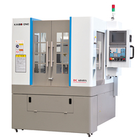 Desktop 5 axis engraving machine, 1.5KW cnc milling machine 5-axis